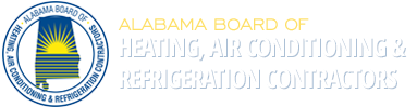 Alabama Board of Heating, Air Conditioning & Refrigeration Contractors